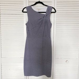 41 Hawthorne Stitchfix Patterned Sheath Dress S